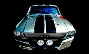 Muscle Car by digital-photography