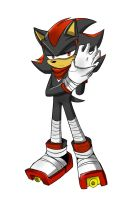 Sonic Boom :Shadow(read description) by RednBlackDevil