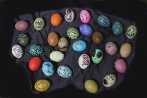 Easter Eggs 2011 by RandyHand