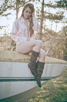 I'm on a boat by scarlettrenee