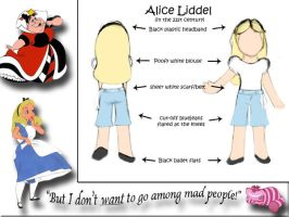Modern Alice for Contest by Shirekat