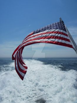 Patriotism on the High Seas by Tuol-chan