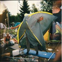 Tent monster. by eisi