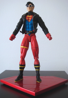 Superboy action fig -1- by UltimeciaFFB
