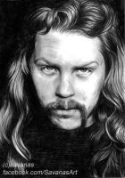 James Hetfield 2 by SavanasArt