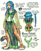 Rumiko - reference by Nanuka