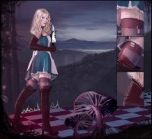 Alice by Kyena