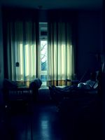 deathbed. by visual-sick