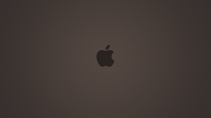 Minimalistic Apple by prickor