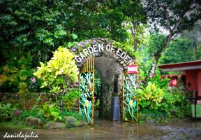 Garden of Eden by danielajuliaaa