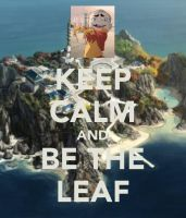 Be the Leaf by Alexandra989