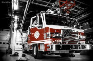 Ladder 49 by BlackHatGraphics
