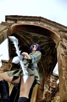Chrome Dokuro Cosplay 07 by HellDolly