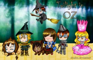 Wizard of Oz: Twilight by ShadedAstral