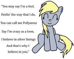 Derpy: I Believe In You by Closer-To-The-Sun