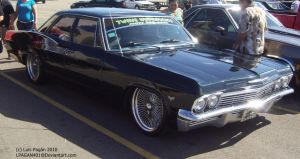 Chevrolet Biscayne lowrider by Mister-Lou
