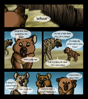 Tale of the Crying Hyena- Page 1 by SanjanaStone