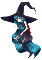 witch by TrololhAnime