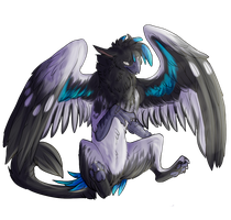 Griffin by Whitefeathur