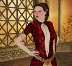 Elaida of the Red by Erevia