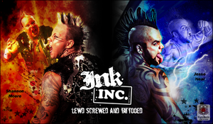 TNA Ink Inc. by EightRedd