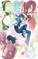 Dramatical Murder by Lo-wah