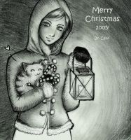Xmas card by CakeF