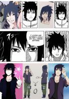 Road to ninja-AU Sasuke wins! ^^ by LunaDelilah