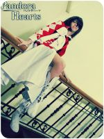 Pandora Hearts - Alice. by nikeBrAcE