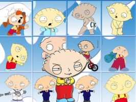 stewie griffin family guy 2 by russ09