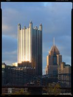 PPG Place by yankeedog
