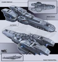Cruiser Desmod by KaranaK