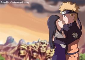 Naruhina at Konoha by Taichia