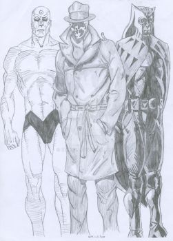 The Watchmen by Rems12