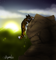 Climb to Sucess by Aspenfrost