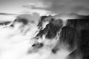 The Basalt Fortress by hougaard