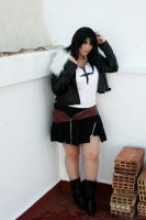 Rinoa Squall's Style!! by Thara-Wood