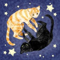 Cats in the Stars... by rockgem