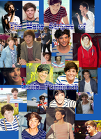 The Many Stripes of Louis Tomlinson by iluvlouis