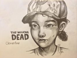 Clementine by yellowstarcake