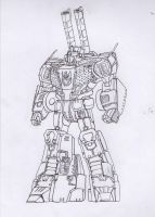 IDW onslaught concept by minibot-gears