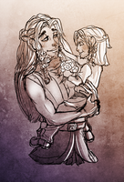 Dis and Fili by Dark-Edyn