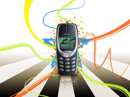 NOKIA 3310 Resurrection by env1ro