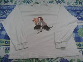 New Shoes SHIRT by Elcool