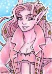 ACEO Evin by nickyflamingo