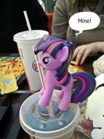 Stealing Twilight is none of your business by SuBiMoRi