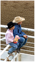 - Looking the rodeo - by Cam-lou-photos