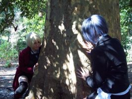 Cosplay Alois Trancy by Yumii-Trancy