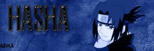 Another Sasuke Sig by Hasha by Anime-DC