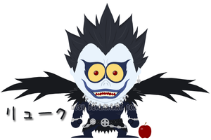 Ryuk - Death Note- SP by Dosu
